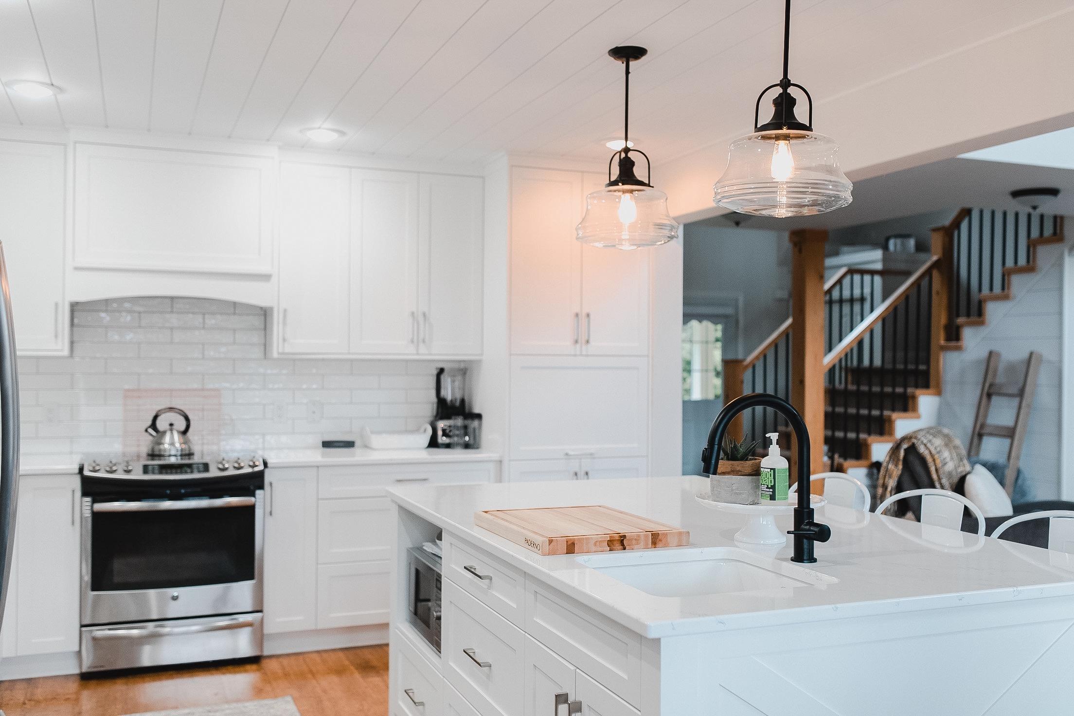 Modern Farmhouse kitchen renovation