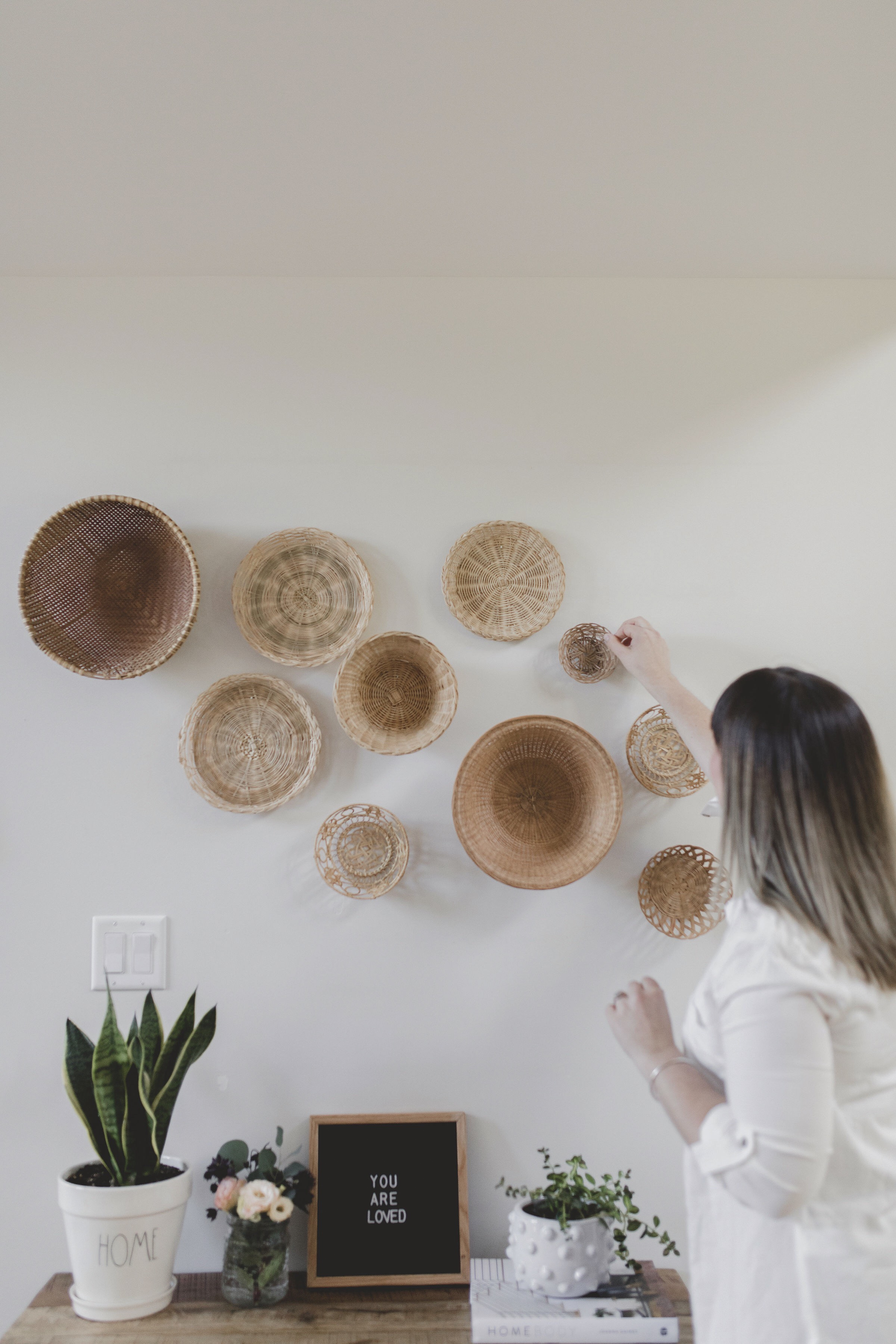 How to Design a Basket Wall