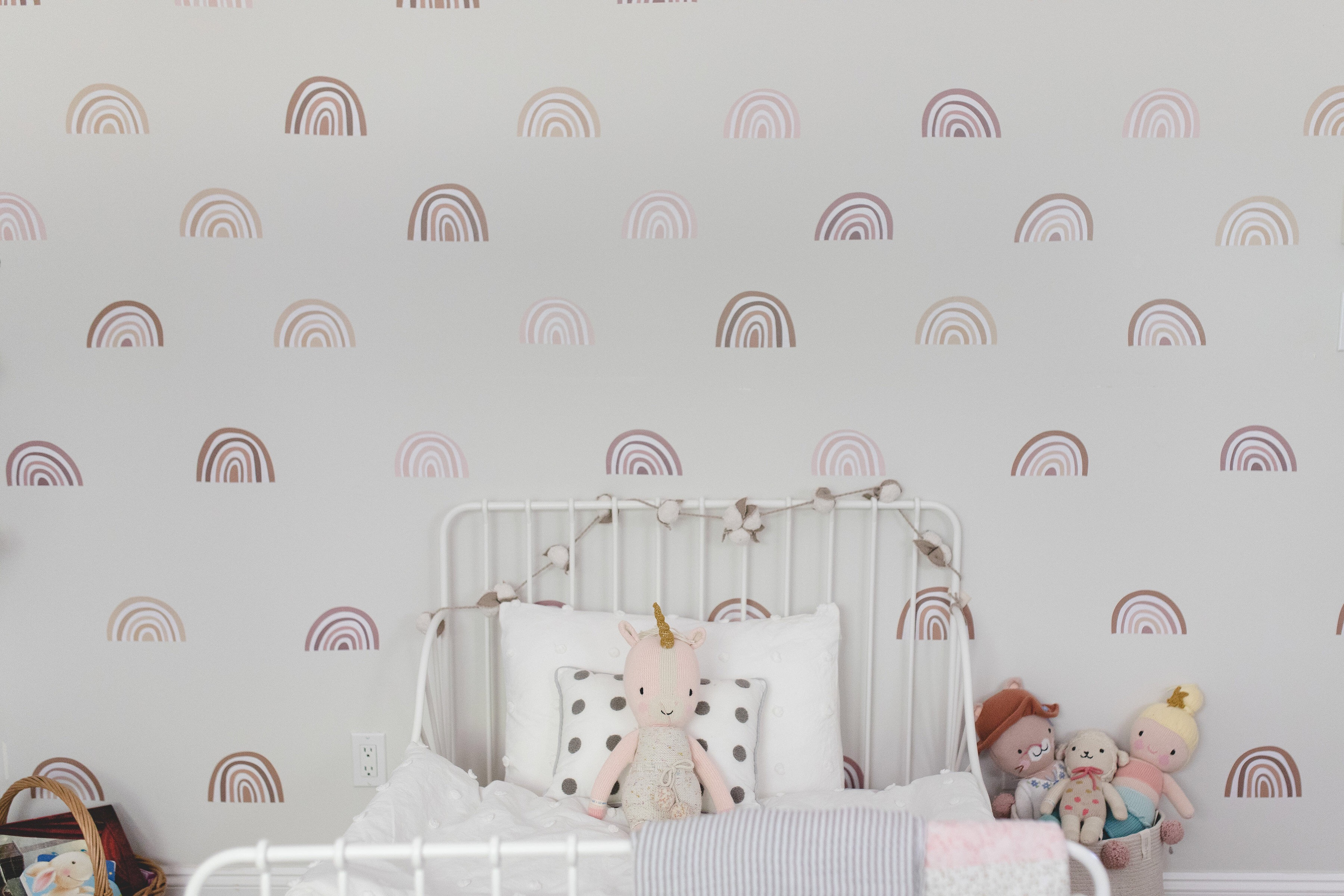 Toddler Girl Bedroom Refresh