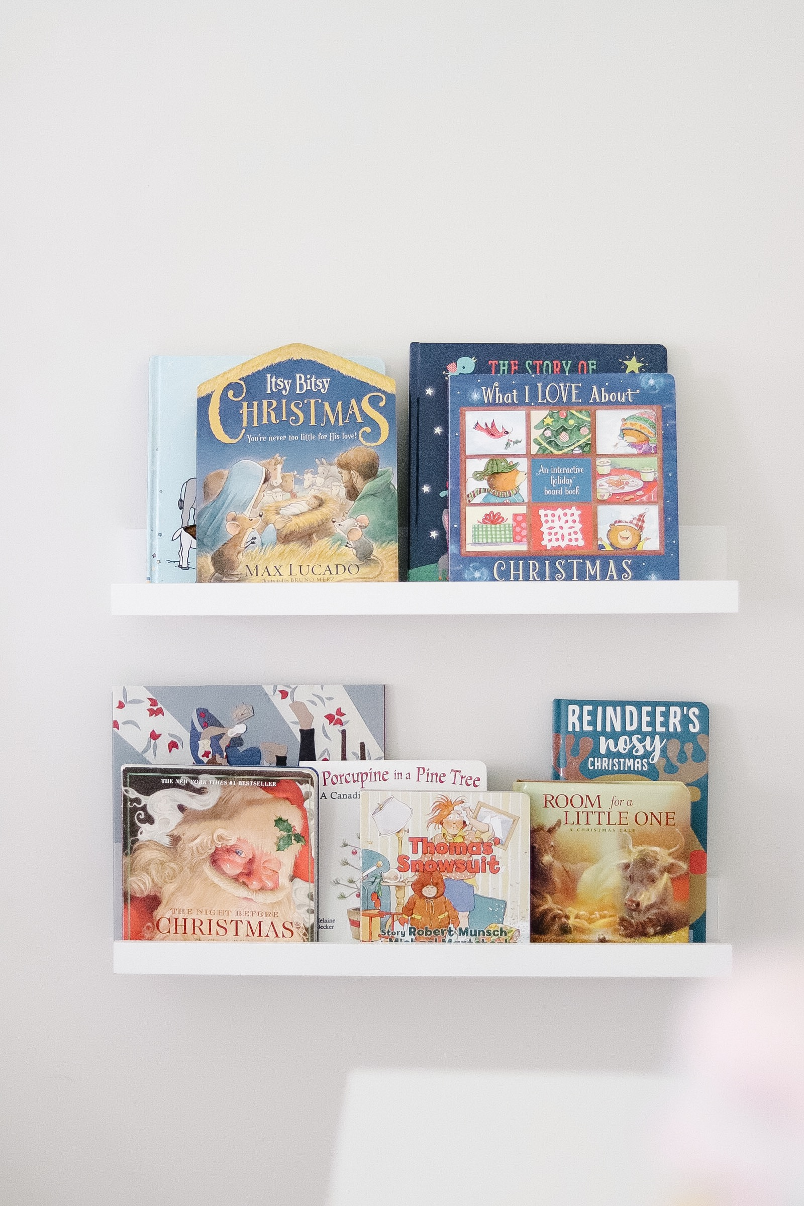 Our Favourite Christmas Books