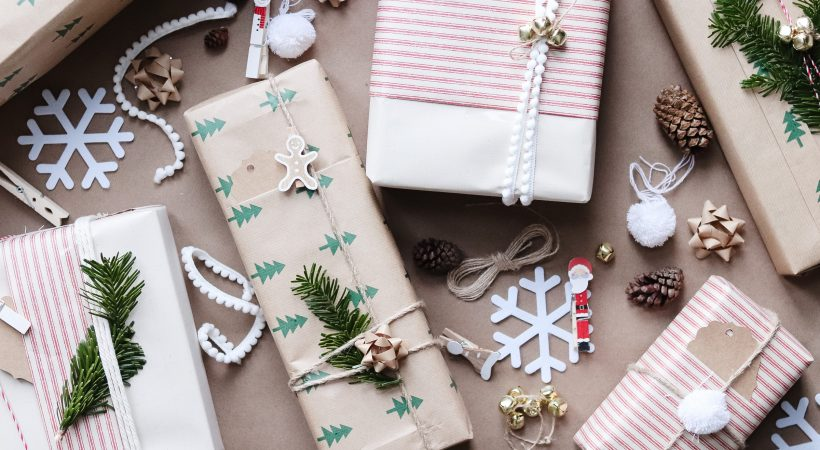How to make your Christmas Gift Wrapping feel extra special